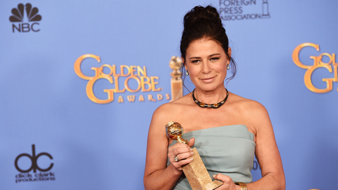 Maura Tierny deservedly nabbed the Best Supporting Actress in a Drama Series award.