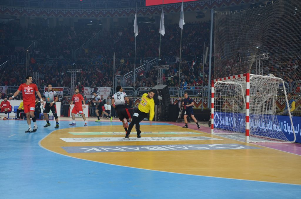 Egypt home-court advantage proved too much for Tunisia, the continent's most successful handball team.