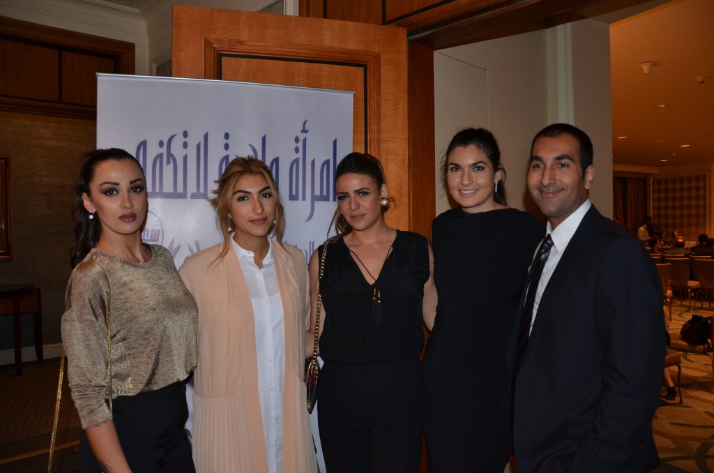 Ms. Armioni Amile, Ms. Heba Serag Eldin, Ms. Aida Badrawy, Ms. Fawqeya Mohamed & Mr. Serag Yassin