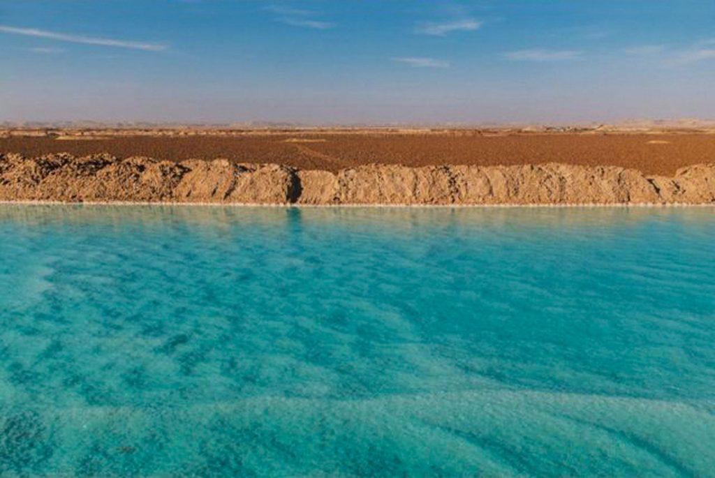 Siwa Oasis, Western Desert