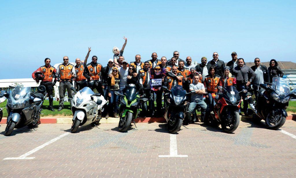 Egypt Riders